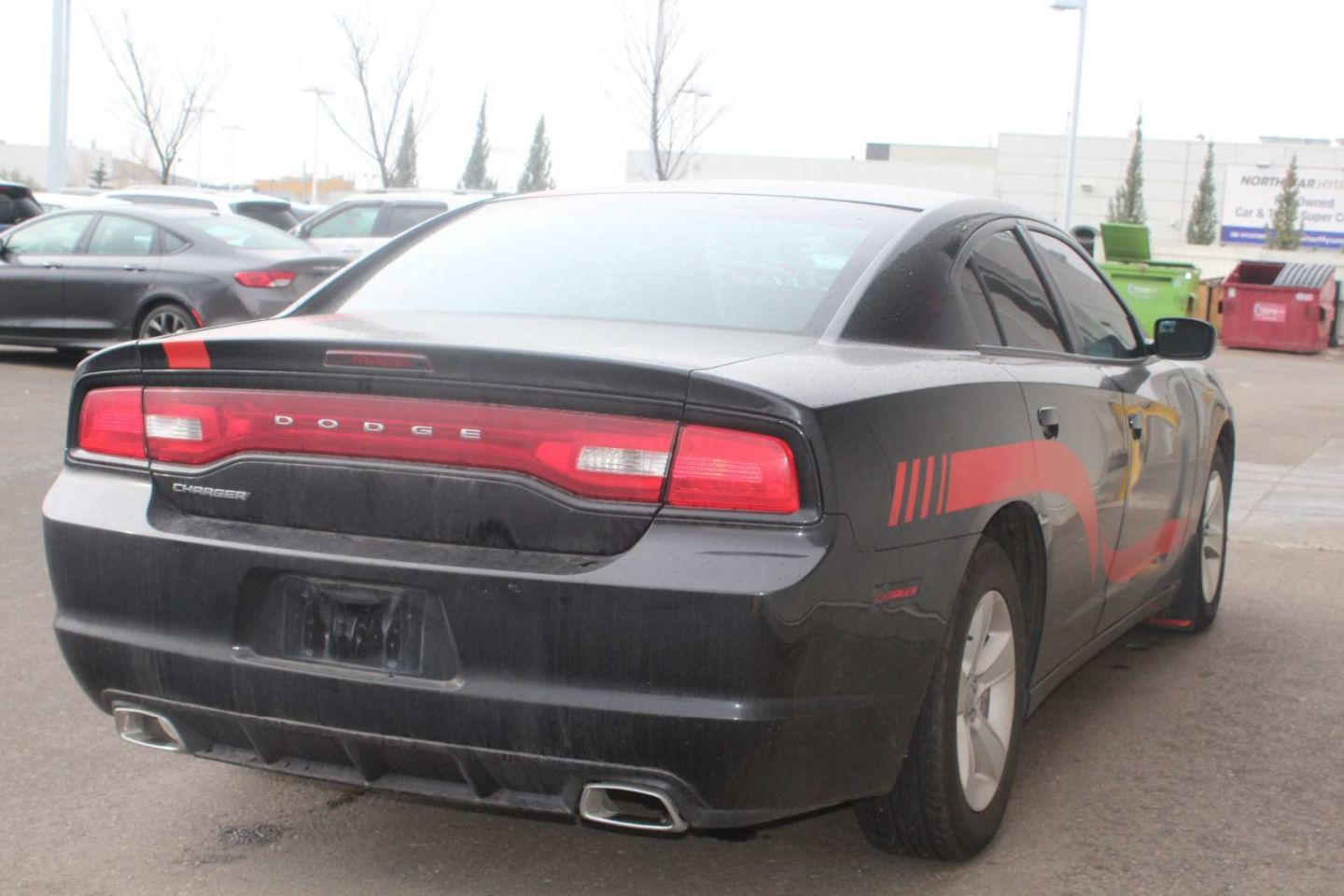 2014 Dodge Charger SE for sale in Edmonton, Alberta