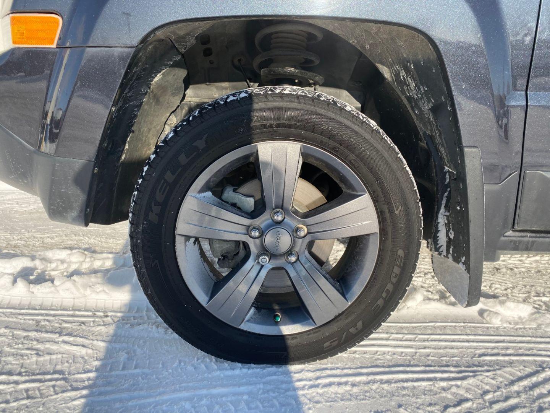 2015 Jeep Patriot High Altitude for sale in Edmonton, Alberta