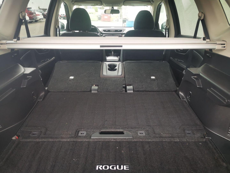 2015 Nissan Rogue SV for sale in Edmonton, Alberta