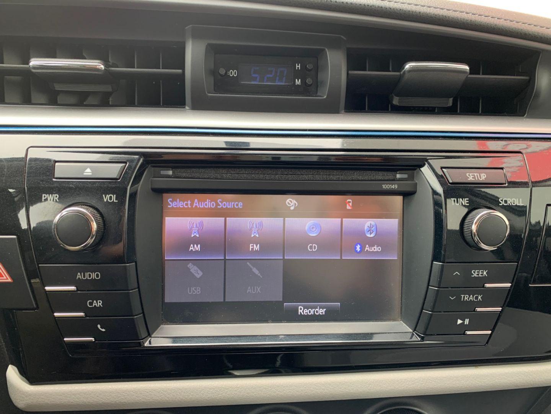 2014 Toyota Corolla LE for sale in Edmonton, Alberta