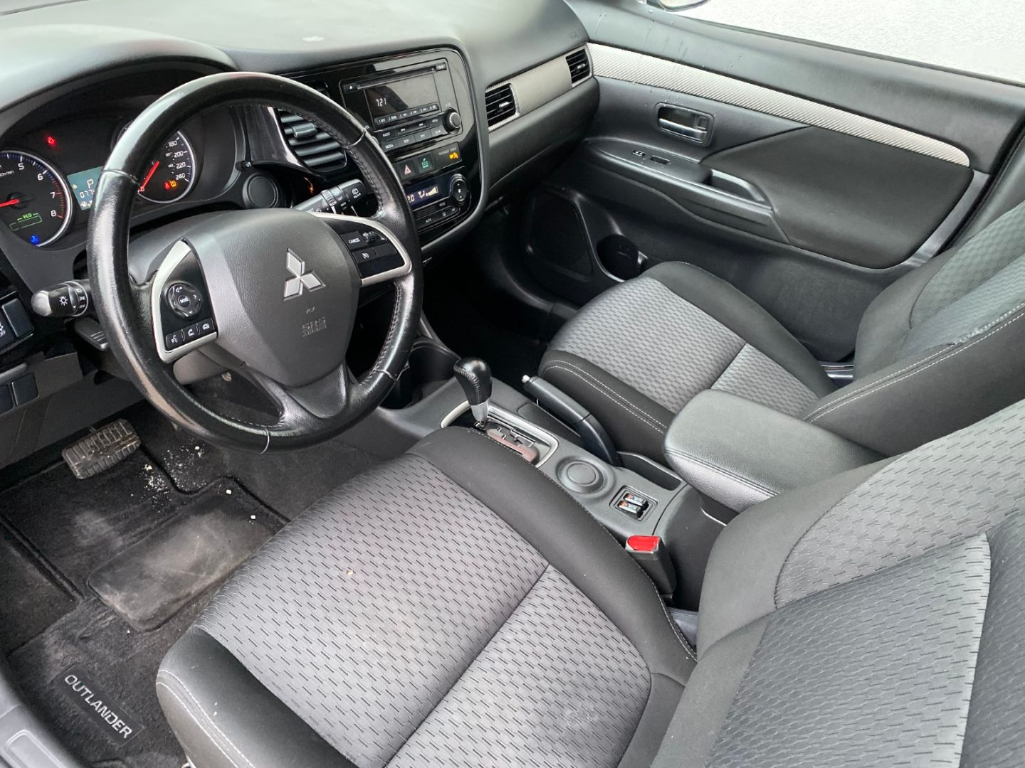 2015 Mitsubishi Outlander ES for sale in Edmonton, Alberta