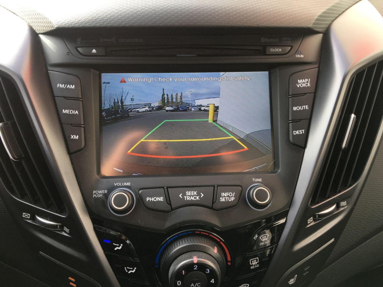 2015 Hyundai Veloster Turbo for sale in Edmonton, Alberta