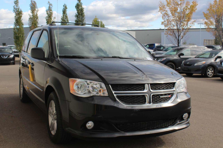 2017 Dodge Grand Caravan Crew for sale in Edmonton, Alberta