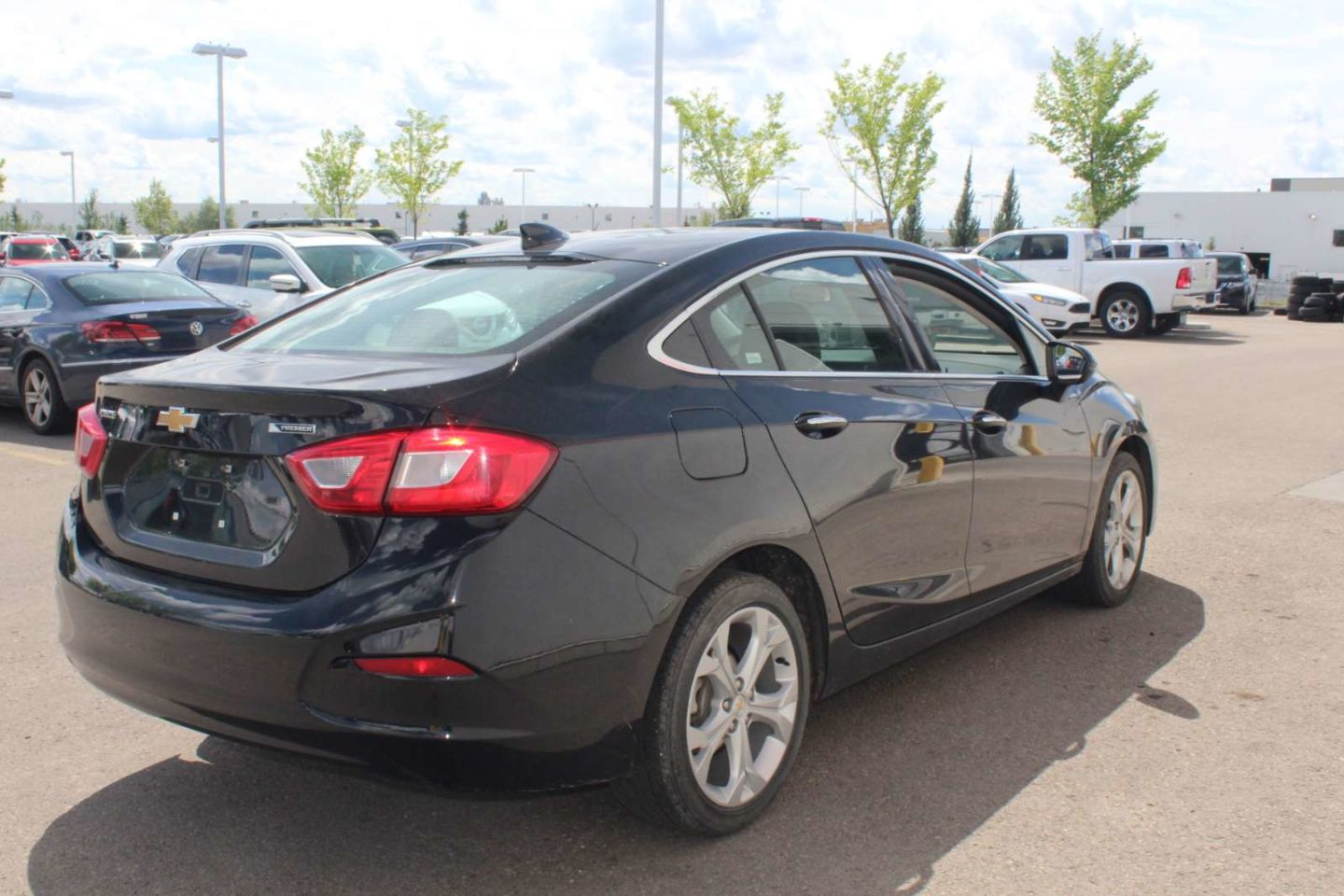 2018 Chevrolet Cruze Premier for sale in Edmonton, Alberta