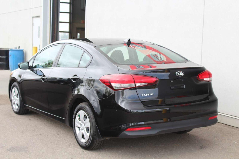 2017 Kia Forte LX+ for sale in Edmonton, Alberta