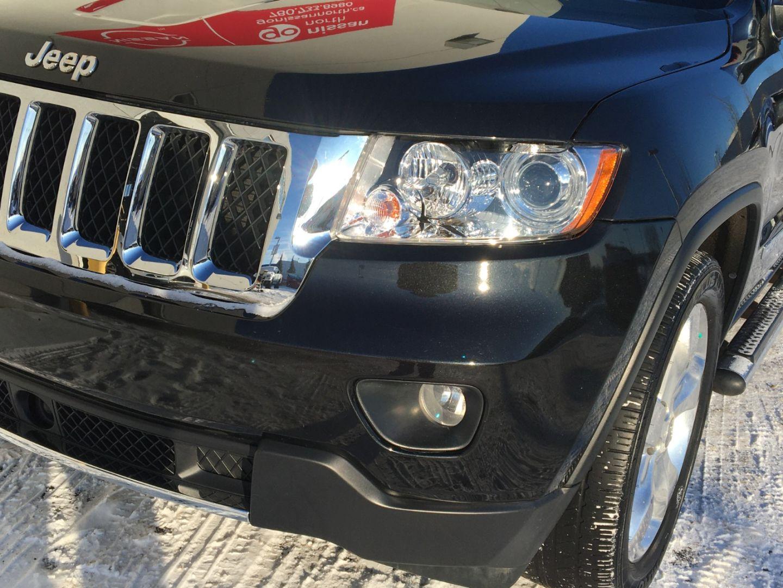 2013 Jeep Grand Cherokee Overland for sale in Edmonton, Alberta
