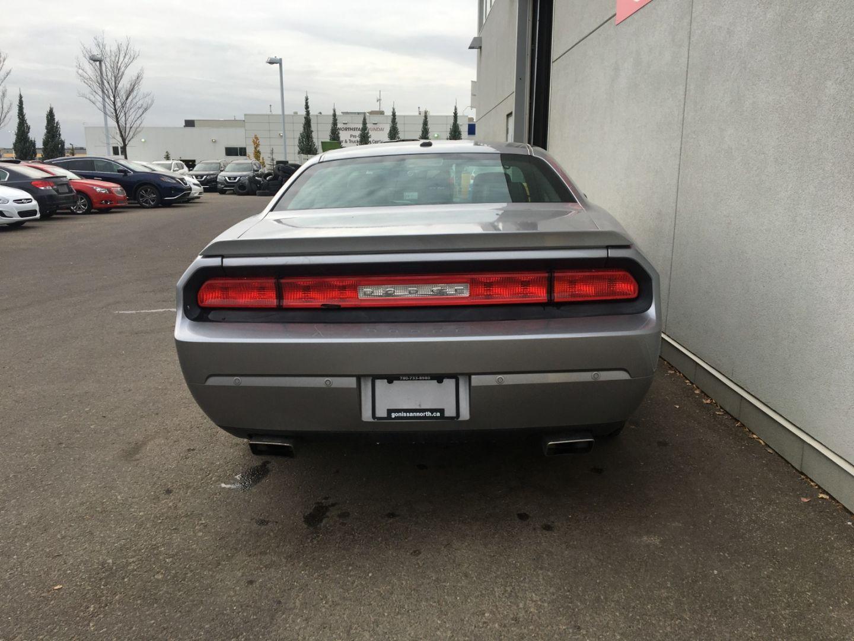 Used 2014 Dodge Challenger R T Classic Pw63786 Edmonton Alberta Go Auto