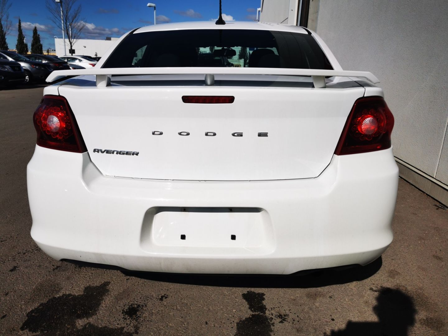 2013 Dodge Avenger  for sale in Edmonton, Alberta