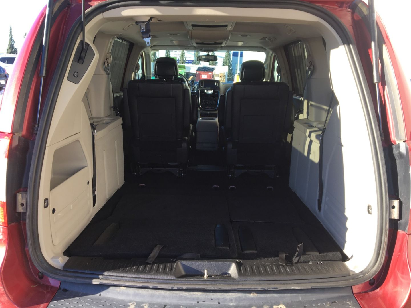 2015 Chrysler Town & Country Touring for sale in Edmonton, Alberta