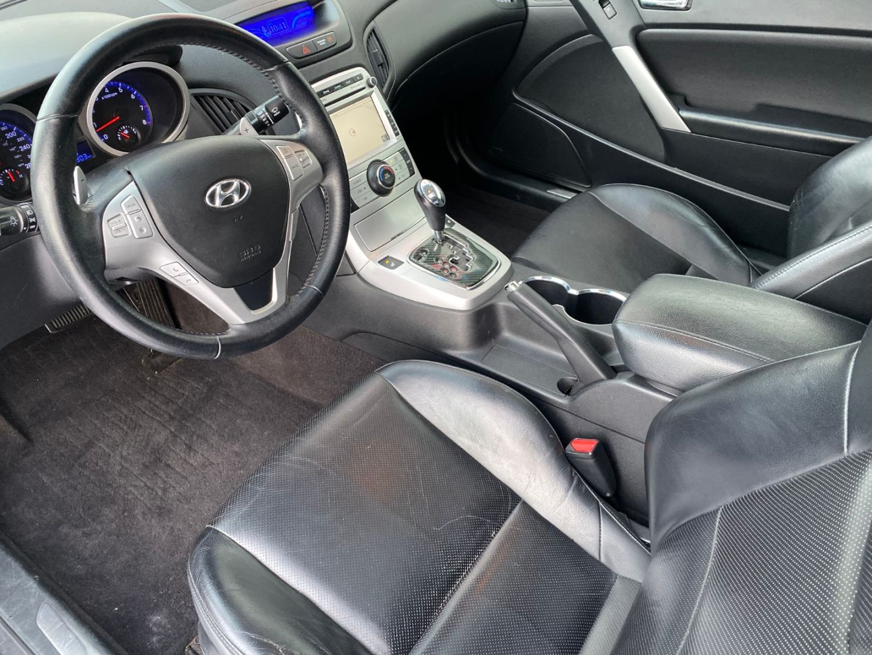 2010 Hyundai Genesis Coupe w/Nav for sale in Edmonton, Alberta