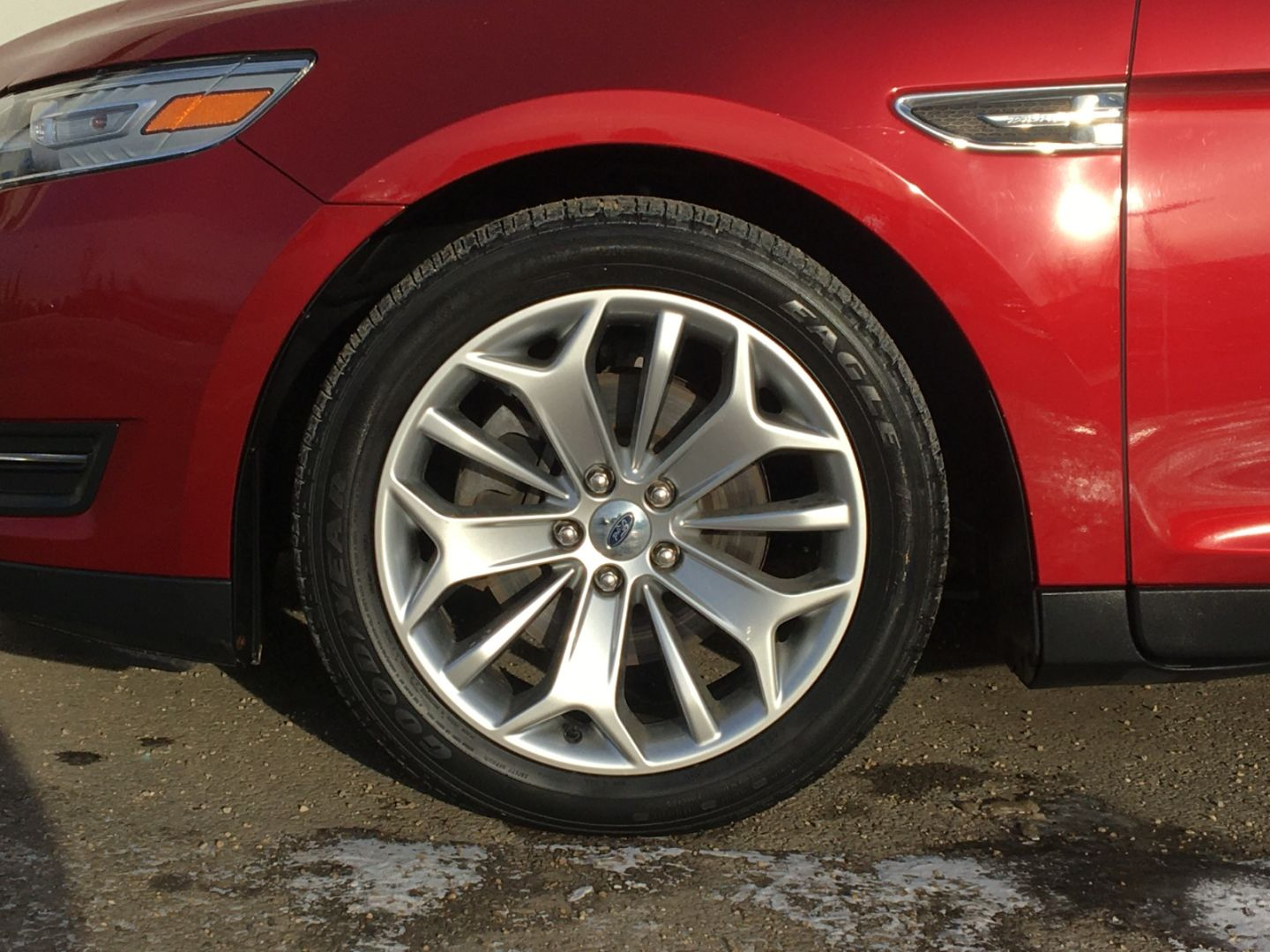 2014 Ford Taurus Limited for sale in Edmonton, Alberta
