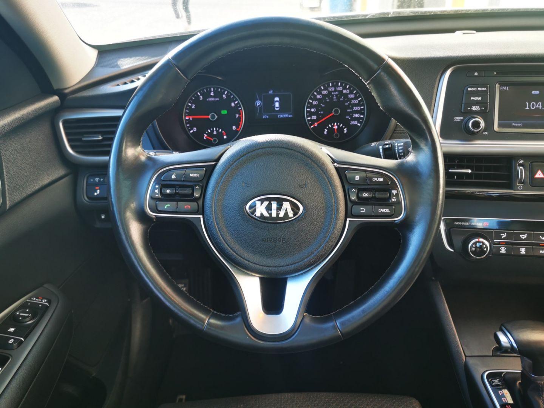 2018 Kia Optima LX for sale in Edmonton, Alberta