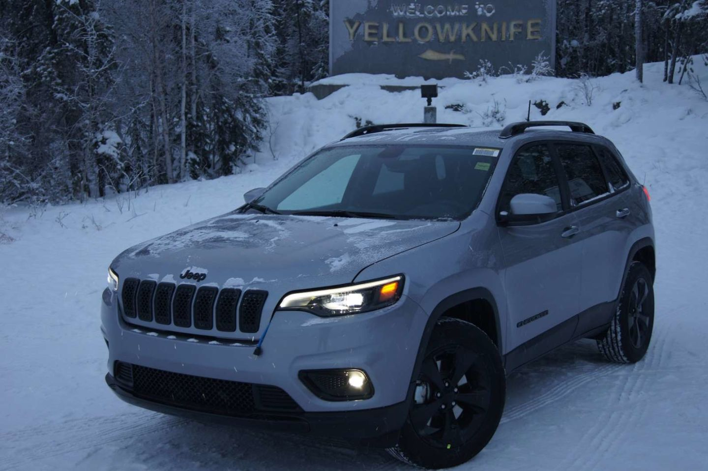 2019 Jeep Cherokee Altitude for sale in Yellowknife, Northwest Territories