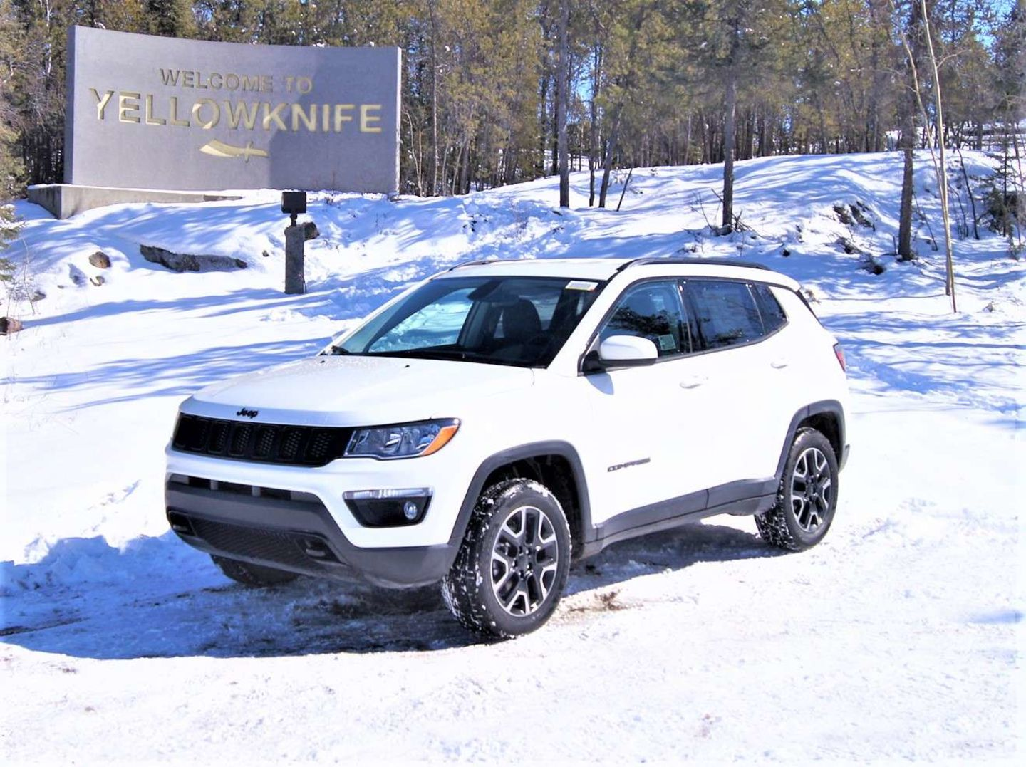 2019 Jeep Compass Upland Edition for sale in Yellowknife, Northwest Territories