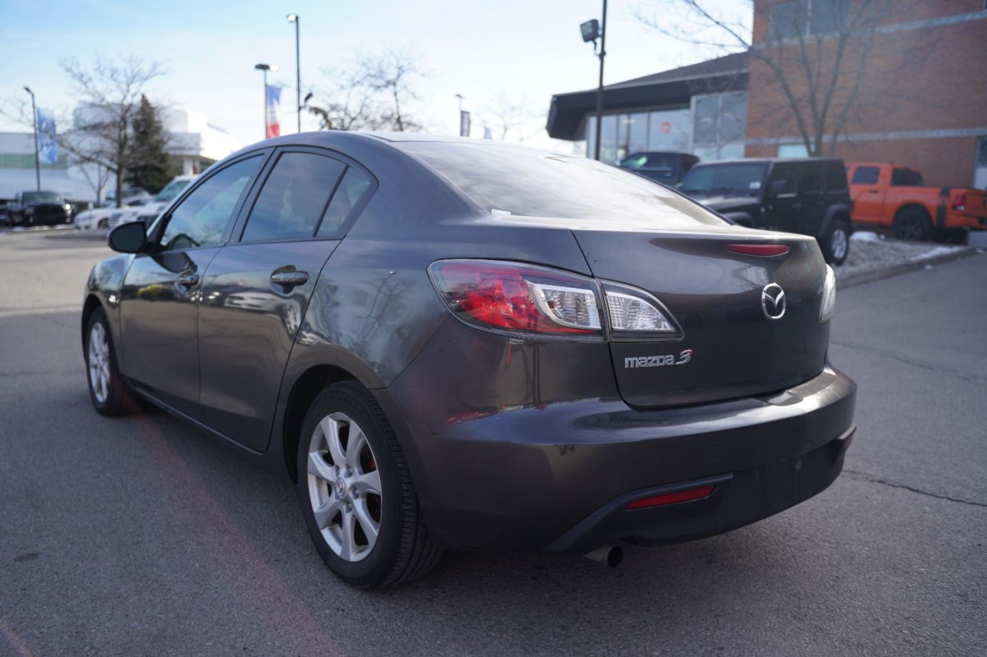 2011 Mazda Mazda3 GX for sale in Mississauga, Ontario