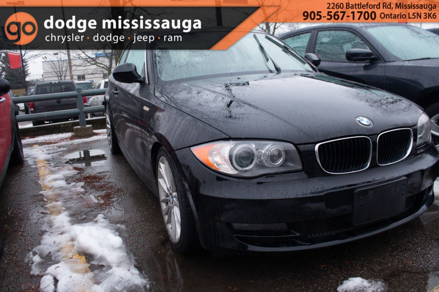 2011 BMW 1 Series 128i for sale in Mississauga, Ontario