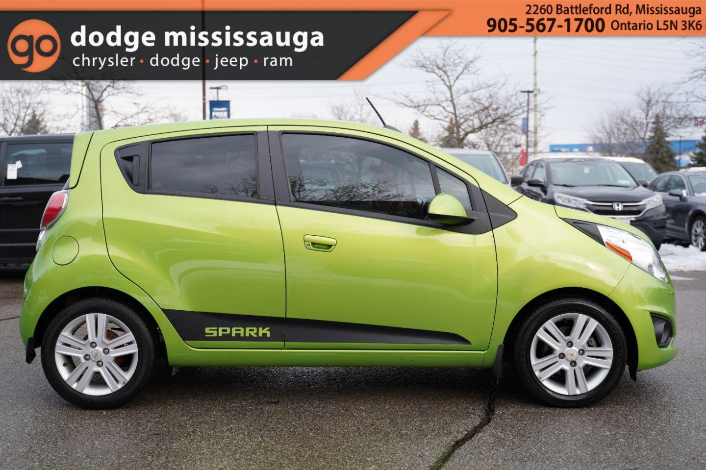 2015 Chevrolet Spark LT for sale in Mississauga, Ontario