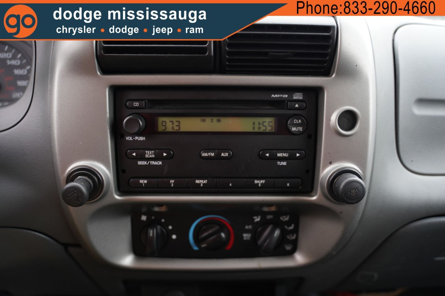 2008 Ford Ranger XL for sale in Mississauga, Ontario