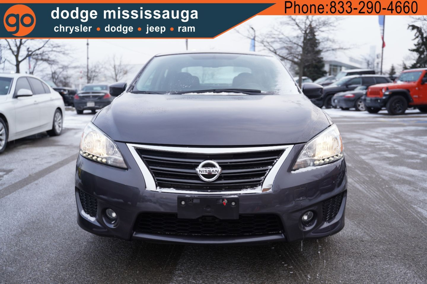 2015 Nissan Sentra SR for sale in Mississauga, Ontario