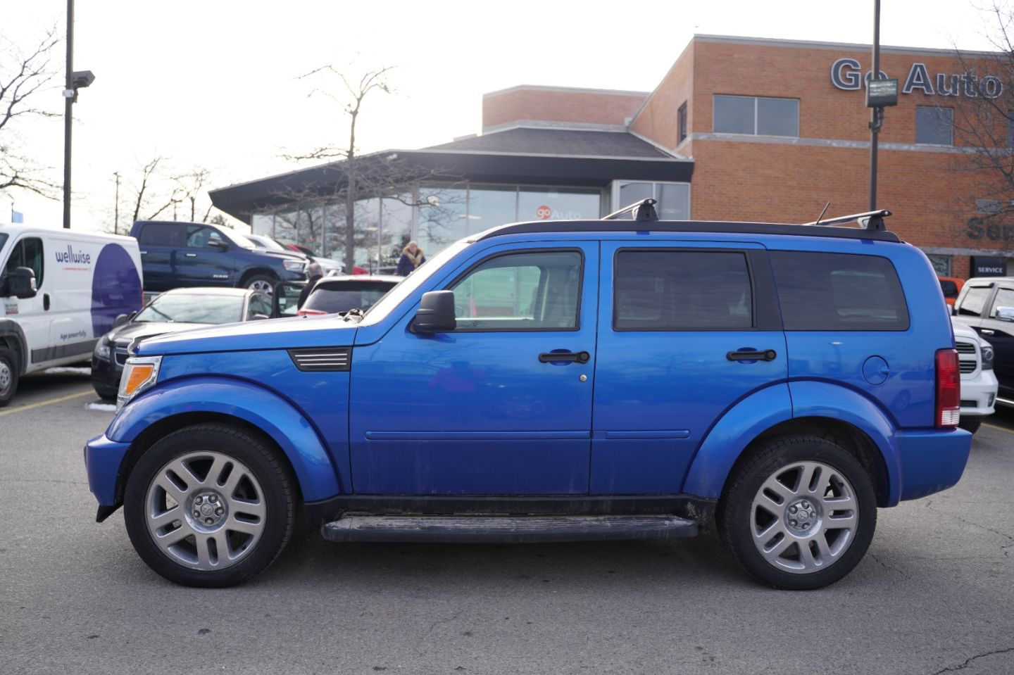2008 Dodge Nitro SLT for sale in ,