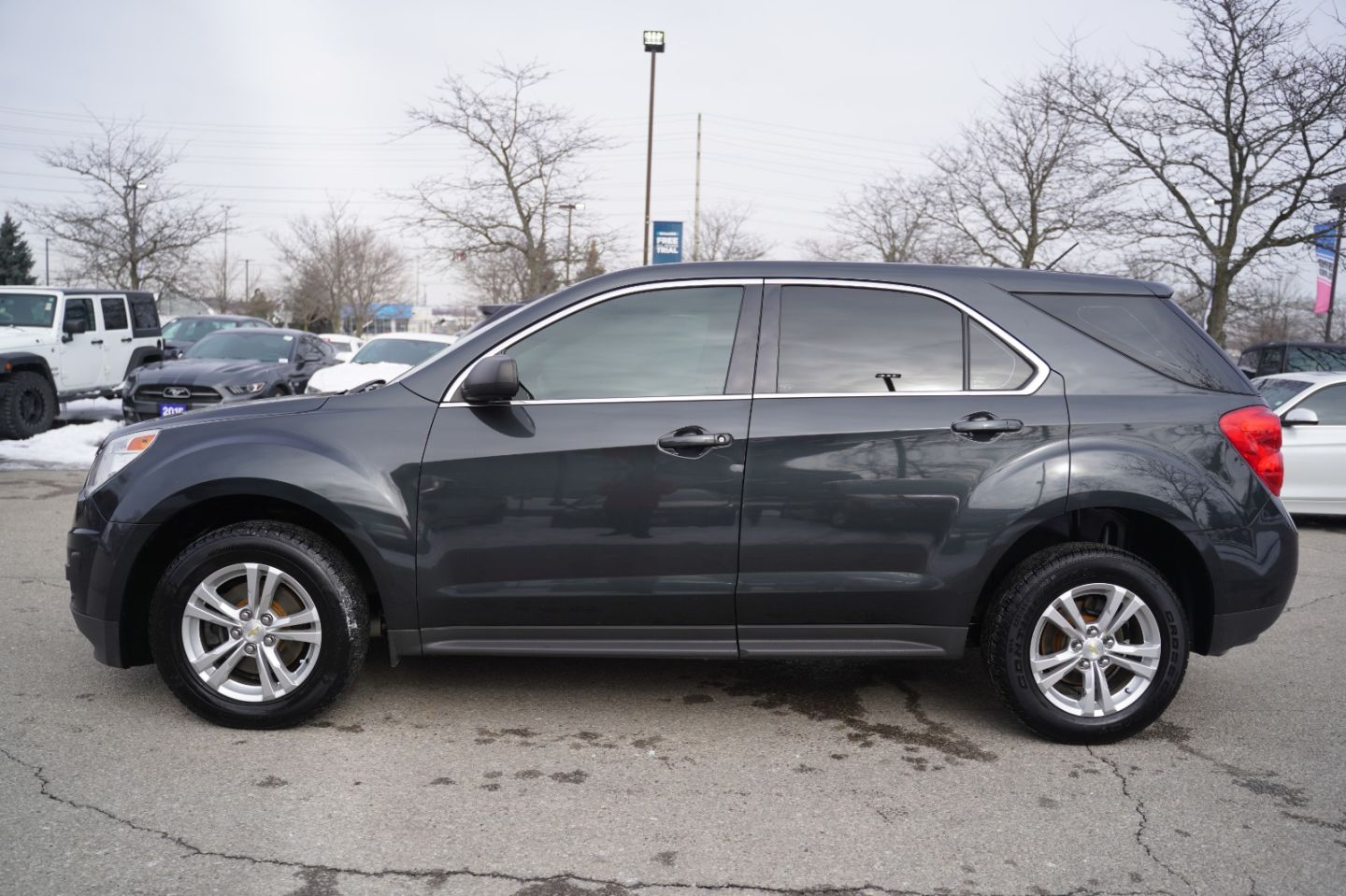 2014 Chevrolet Equinox LS for sale in Mississauga, Ontario