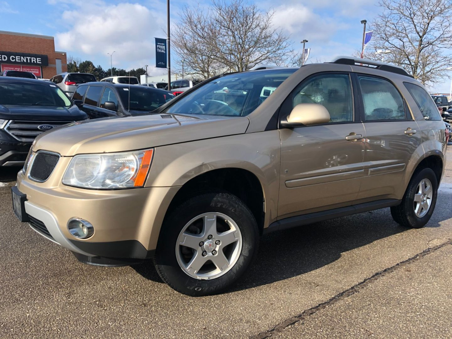 2007 Pontiac Torrent Sport for sale in Mississauga, Ontario