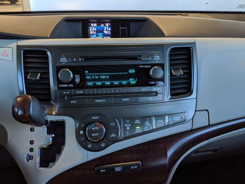 2012 Toyota Sienna XLE for sale in Edmonton, Alberta