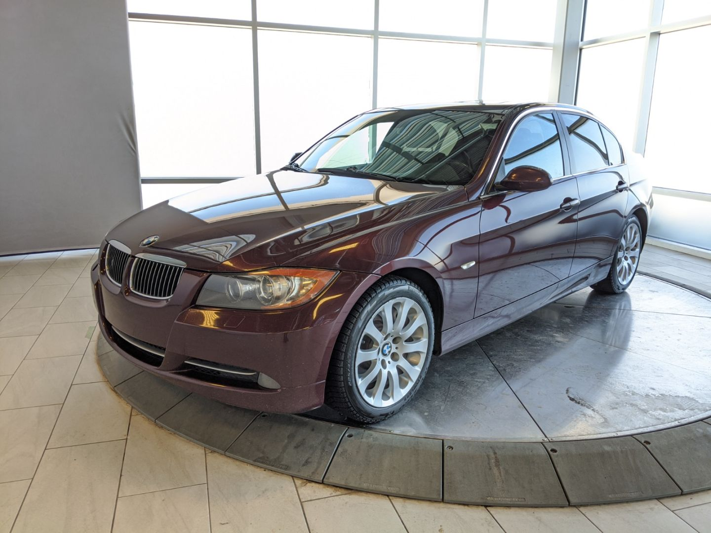 2007 BMW 3 Series 335xi for sale in Edmonton, Alberta