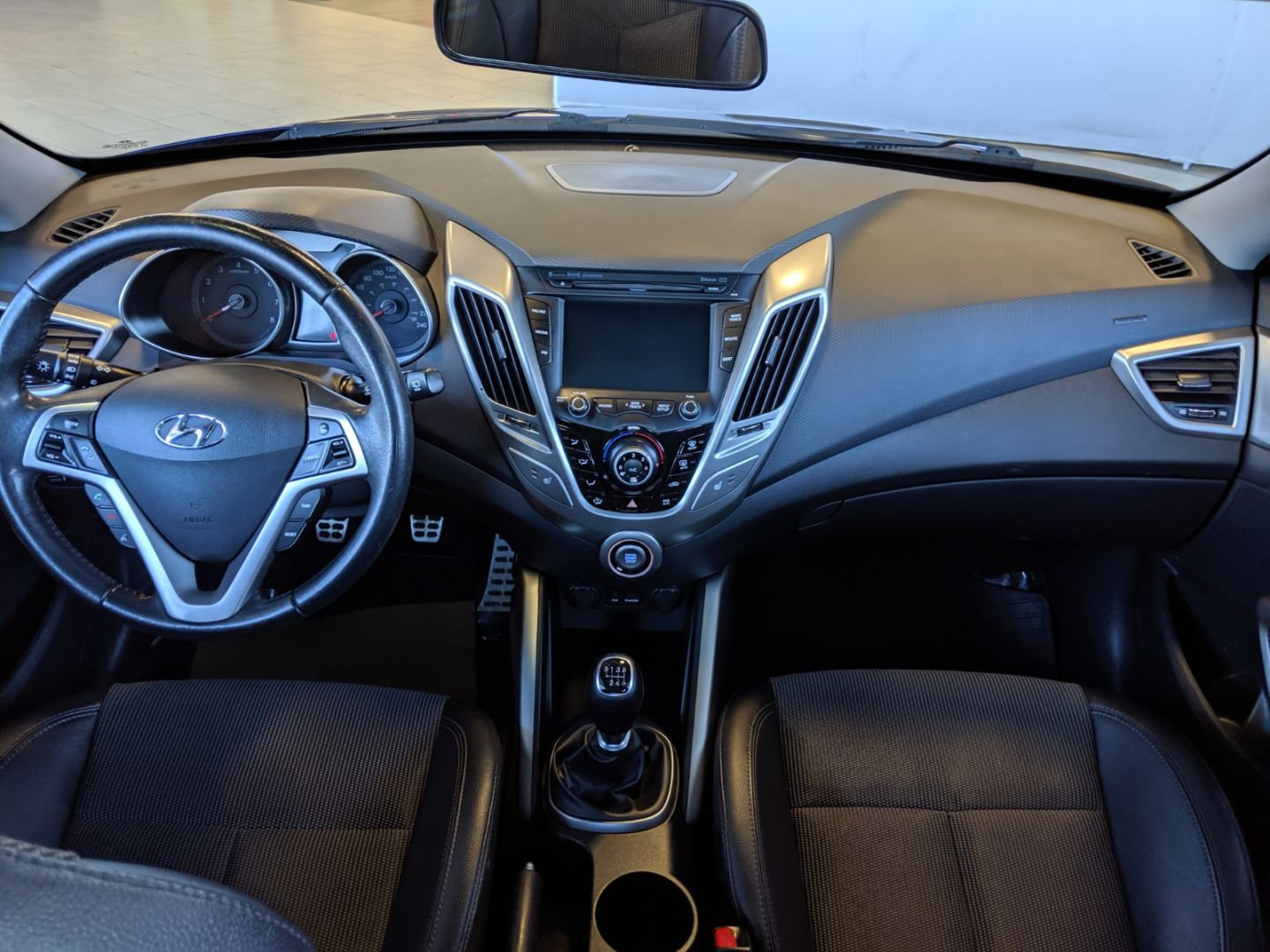 2013 Hyundai Veloster w/Tech for sale in Edmonton, Alberta