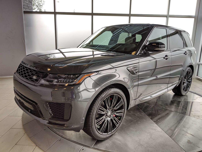 Range Rover Sport Autobiography >> 2020 Land Rover Range Rover Sport Autobiography Dynamic