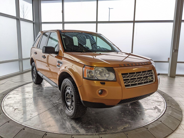 2008 Land Rover LR2 SE for sale in Edmonton, Alberta