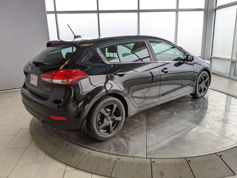 2015 Kia Forte 5-Door EX for sale in Edmonton, Alberta