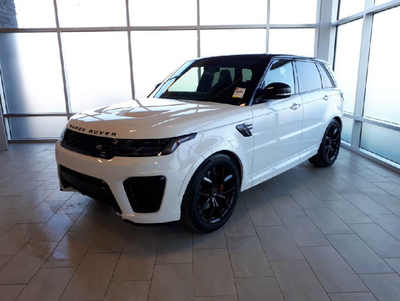 Range Rover Sport Used >> 2019 Land Rover Range Rover Sport Svr