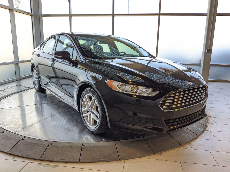 2016 Ford Fusion SE for sale in Edmonton, Alberta