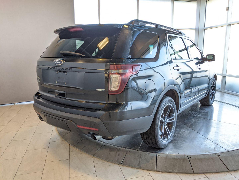 2014 Ford Explorer Sport for sale in Edmonton, Alberta