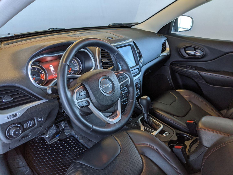 2015 Jeep Cherokee Trailhawk for sale in Edmonton, Alberta