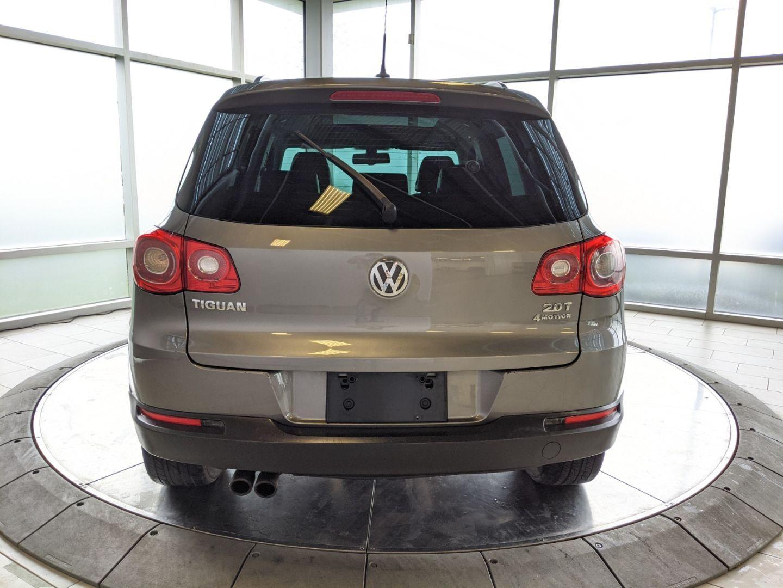 2010 Volkswagen Tiguan Trendline for sale in Edmonton, Alberta