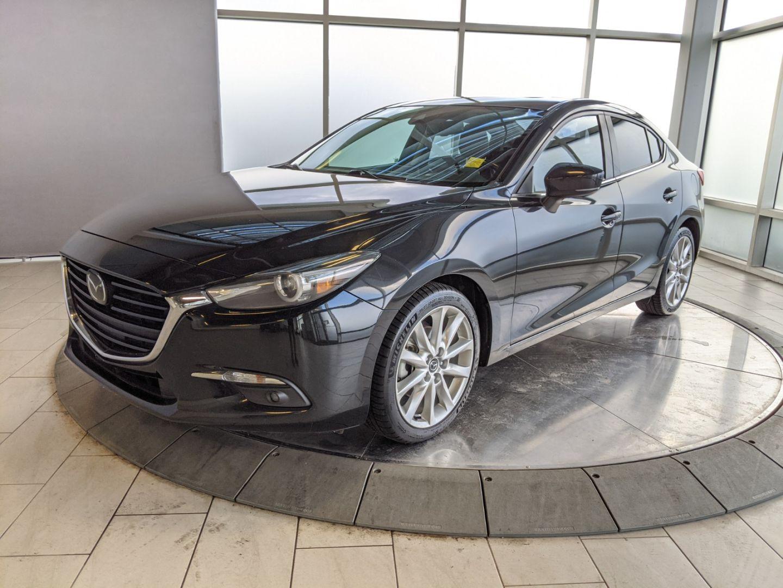 2017 Mazda Mazda3 GT for sale in Edmonton, Alberta