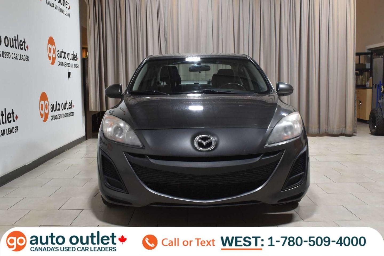 2010 Mazda Mazda3 GX for sale in Edmonton, Alberta