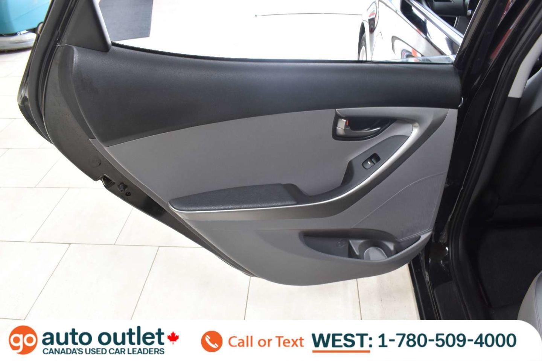 2013 Hyundai Elantra L for sale in Edmonton, Alberta