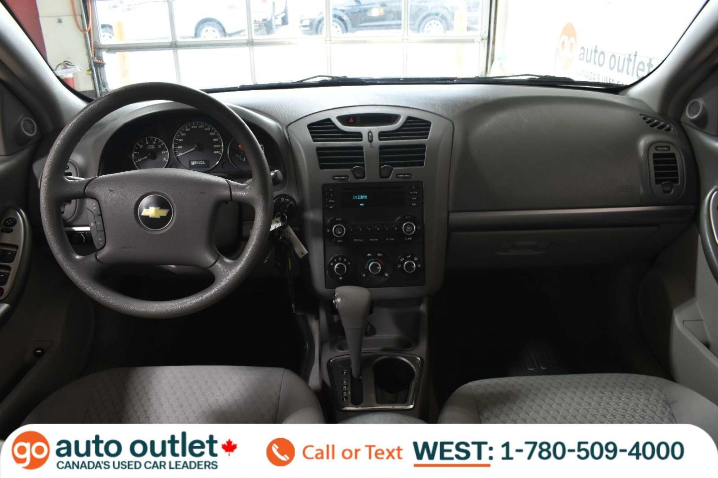 2007 Chevrolet Malibu LT for sale in Edmonton, Alberta