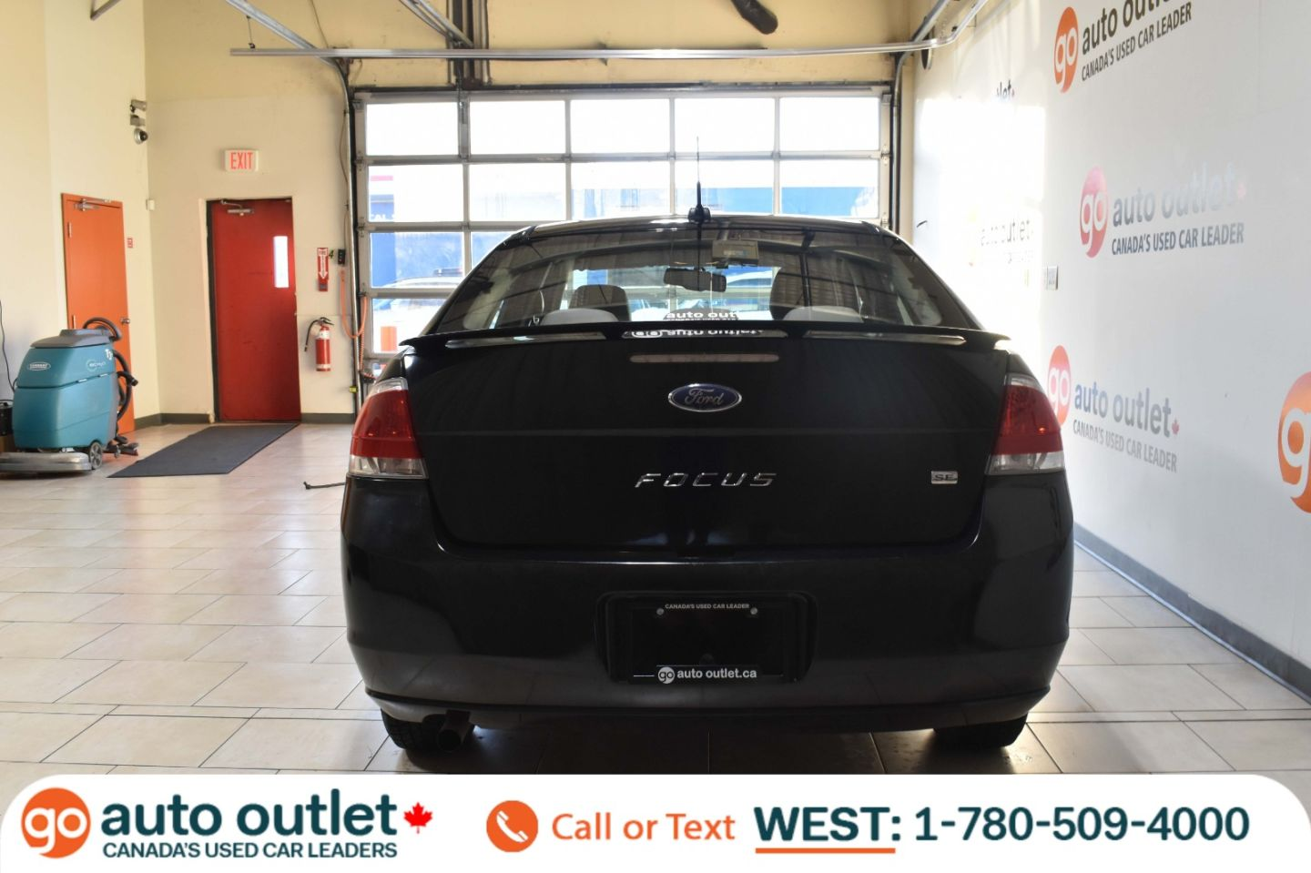 2011 Ford Focus SE for sale in Edmonton, Alberta