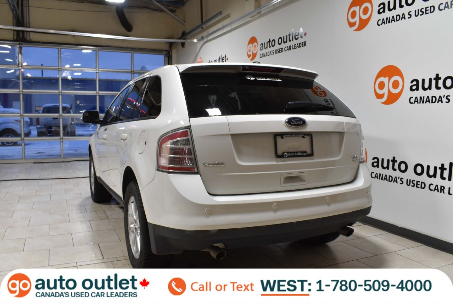 2009 Ford Edge SEL for sale in Edmonton, Alberta