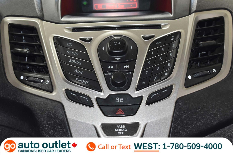 2013 Ford Fiesta Titanium for sale in Edmonton, Alberta