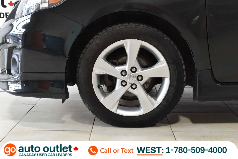 2012 Toyota Corolla S for sale in Edmonton, Alberta