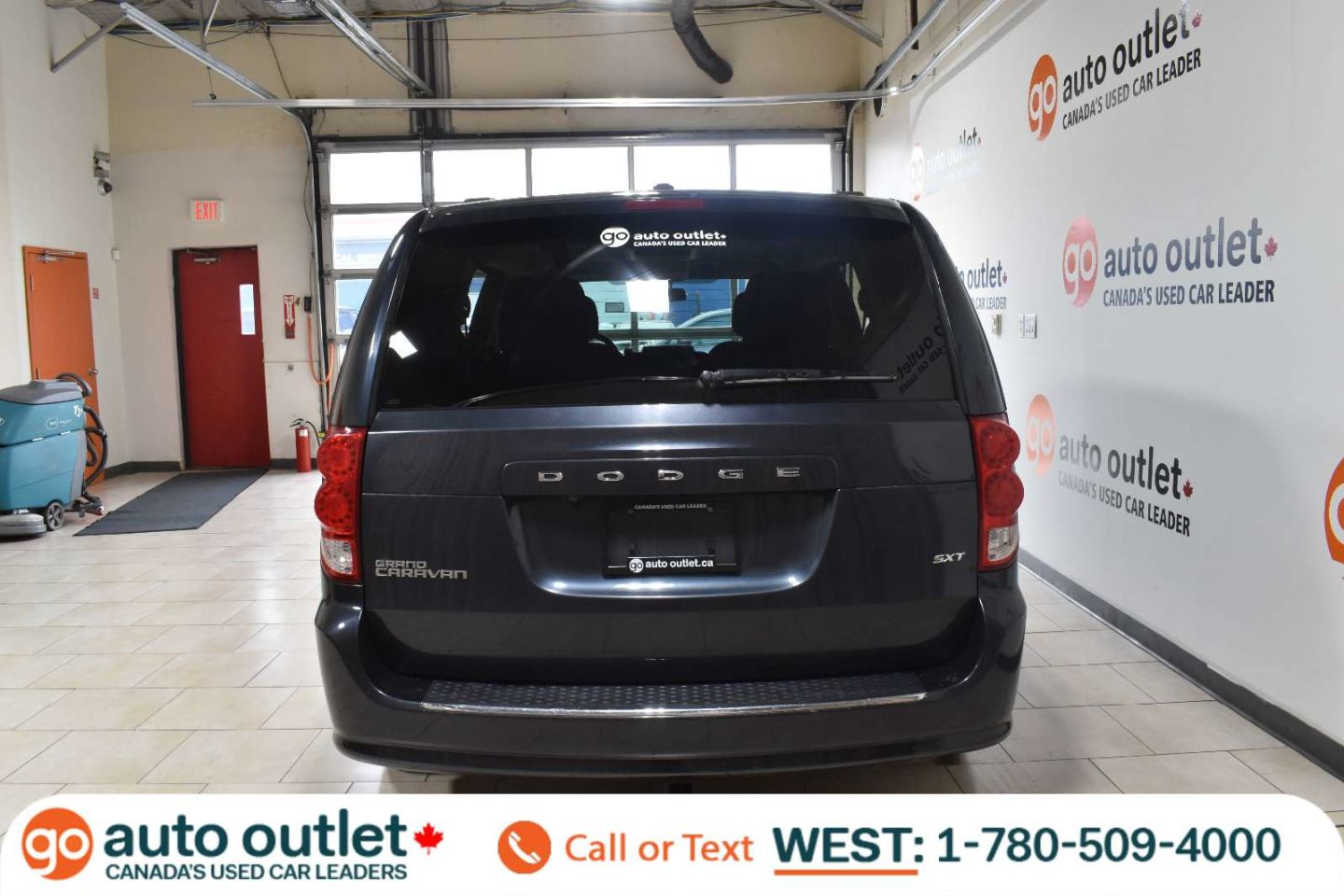 2014 Dodge Grand Caravan SXT for sale in Edmonton, Alberta
