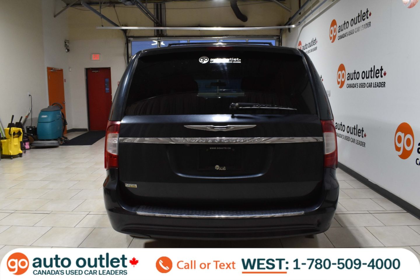 2013 Chrysler Town & Country Touring for sale in Edmonton, Alberta