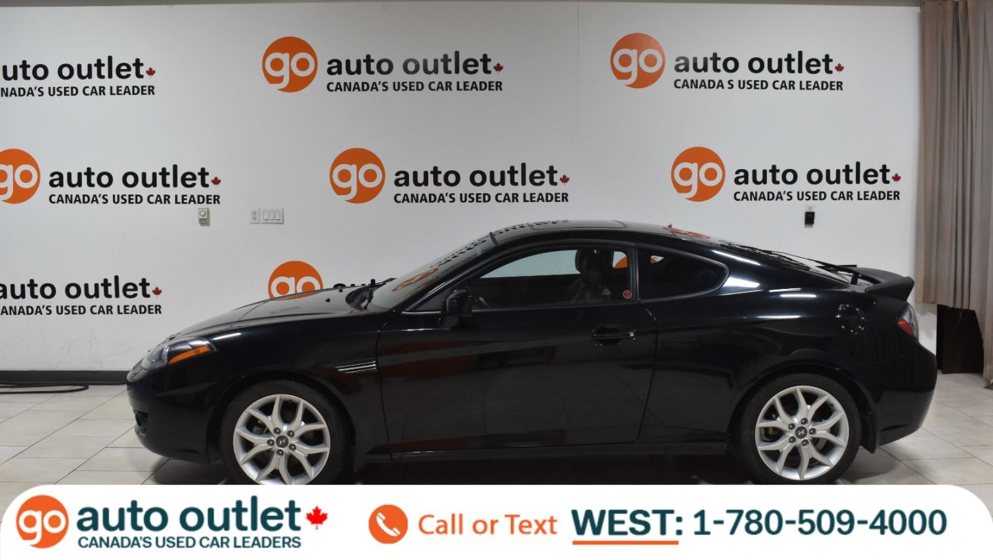 2008 Hyundai Tiburon GT for sale in Edmonton, Alberta