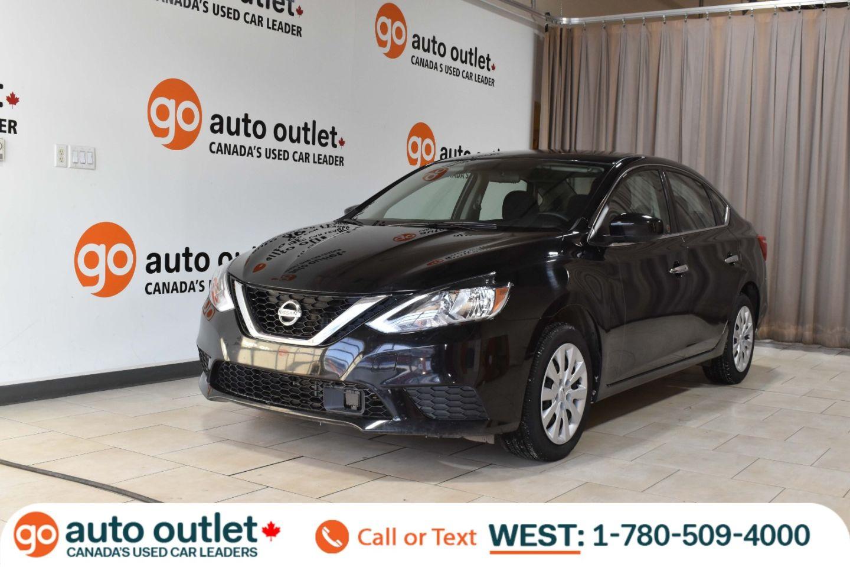 2019 Nissan Sentra SV for sale in Edmonton, Alberta