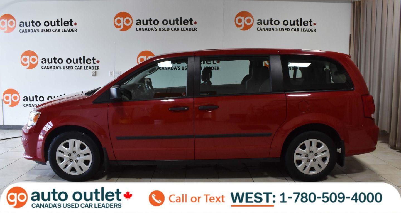 2014 Dodge Grand Caravan SE for sale in Edmonton, Alberta